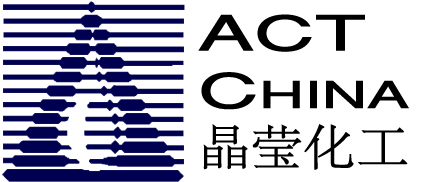 ACT name logo, dark blue